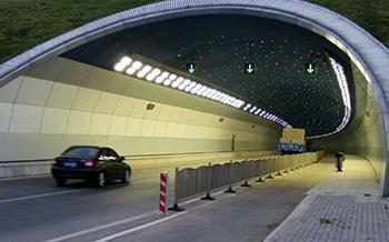 广中江高速隧道